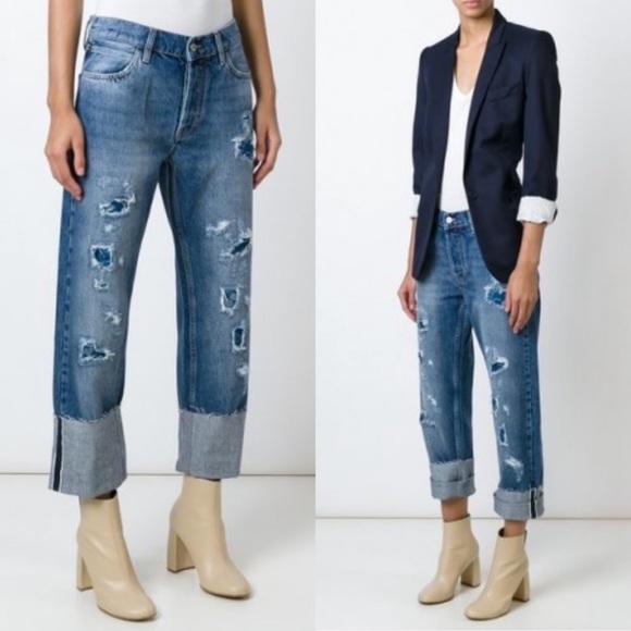 mih jeans Denim - MiH Phoebe Jeans